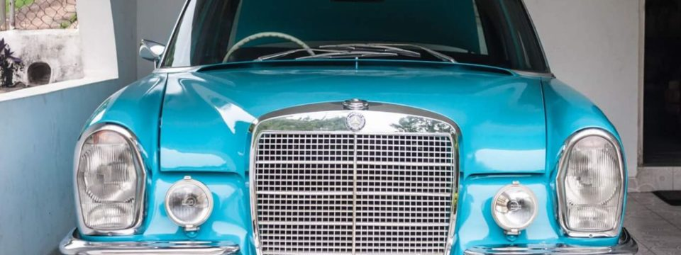 Vintage Cars For Sale In Jamaica: Classic Car Blog From Jamaica