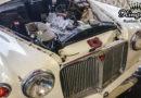"""1962 Rover 100 P4 """"Poor Man's Rolls-Royce"""" in Kingston Jamaica"""